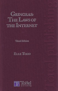 Gringras: The Laws of the Internet (3rd Edition)