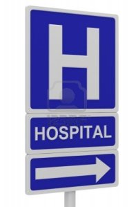12023750-hospital-road-sign-on-a-white-background