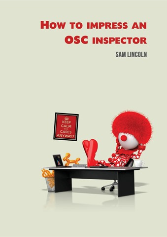 How to impress an OSC inspector